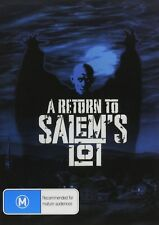 A RETURN TO SALEM'S LOT. Horror sequel. Region free. New sealed DVD.
