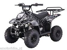 BODY FENDER FRONT & REAR BLACK SPIDER for 110cc TAOTAO ATV B1 or BOULDER MODEL