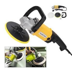 """1200W Power Polisher 6"""" Car Buffer Waxer Sander Waxing Polishing Buffing Machine"""