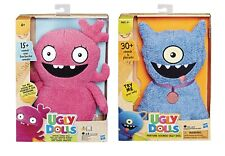 Ugly Dolls Feature Sounds 9.5-Inch Plush Soft toy (BLUE DOG ONLY)