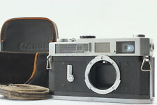 **Near MINT** Canon Model 7 35mm Rangefinder Film Camera From JAPAN