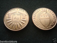 Guns & Gold 1 x 1 oz Copper Coin Safety in Numbers  Round Protect the Future