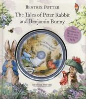 Beatrix Potter's The Tales of Peter Rabbit and Benjamin Bunny book anddvd