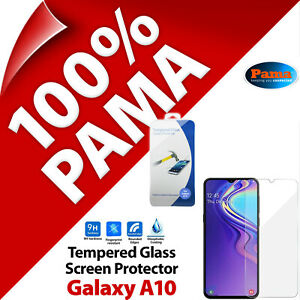 Pama Tempered Glass Screen Protector 9H Guard Film for Samsung Galaxy A10