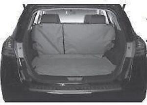 Vehicle Custom Cargo Area Liner Black Fits 2007-2009 Chevy Aveo 5 door Hatchback