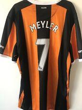 Hull City 2017/18 Shirt Meyler 7 Size XXL Excellent Condition.