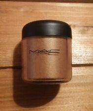 MAC Cocomotion Pigment EyeShadow New in Box .26OZ/7.5G Brown gold copper shimmer