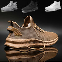 Men's Casual Athletic Jogging Sneakers Outdoor Spots Running Tennis Gym Shoes