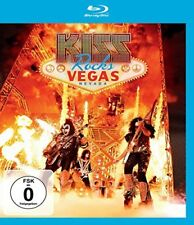 Kiss Rocks Vegas [Blu-ray] November 2014 Hard Rock Hotel Las Vegas * NEU & OVP *