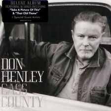 Don Henley - Cass Country - CD DeLuxe Album  Country, Folk, Country Rock