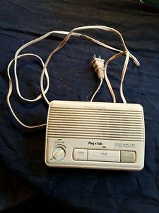 Radio Shack Plug'n Talk FM Wireless Intercom #43-204