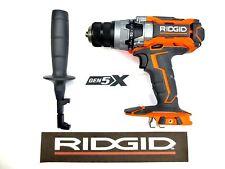 "RIDGID 18v 18 VOLT GEN5X LITHIUM COMPACT 1/2"" CORDLESS HAMMER DRILL R8611503"