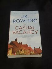 The Casual Vacancy , Paperback , Rowling, J. K. Media mail