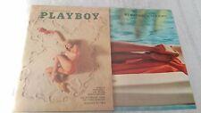 rivista  PLAYBOY_august 1970_playmate: SHARON CLARK_US edition_Hugh Hefner