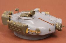 Los modelos de S.b.s, 1/35, 35004, T-72A Kit De Torreta Para Tamiya