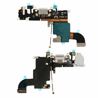 Charging Port Dock Headphone MIC Flex Cable For iPhone 6S 4.7 White