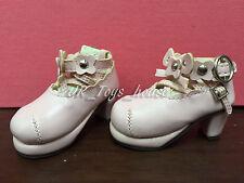 1/6 BJD Light Pink Lolita shoes A fits Yo SD AI Dz BB Super Dollfie SALE
