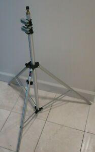 NEW! Manfrotto Quick Lock Compact Light Stand 049 Aluminum - RARE
