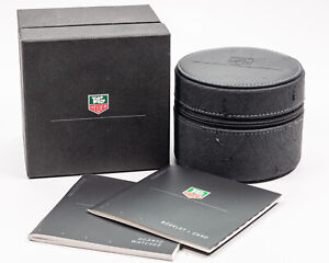 ORIGINAL Pre-Owned TAG HEUER Watch Box Out of Estate!