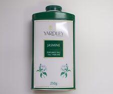 *NEW* Yardley London Perfumed Talc Jasmine Talcum Powder 8.8 Oz (250 G)