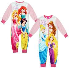 Pyjamas rose polaire Disney pour fille de 2 à 16 ans