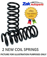 MERCEDES C CLASS W203 S202 TWO REAR SUSPENSION COIL SPRINGS PAIR X2 *NEW*