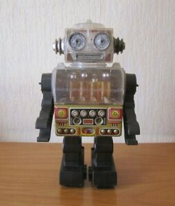 ROBOT VINTAGE - PISTON ROBOT - MADE IN JAPAN
