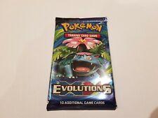Pokemon Evolution Booster Bisaflor neu OVP top Zustand