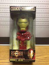 Wacky Wobbler Iron Man Bobble-Head, by Funko, NEW