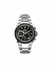 Bulova Stainless Steel Case Wristwatches with Chronograph