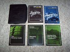 2011 Ford F-150 Harley Davidson Truck Owner Manual Set XL XLT STX FX4 Lariat SVT