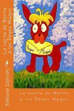 La Carta de Berto a Los Reyes Magos by Fabiana Iglesias (2015, Paperback)