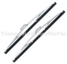 "OE-Style 18"" Windshield Wiper Blades for 1965-68 MoPar C-Body & 1967-68 Imperial"