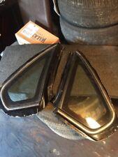 1995 1996 Chevy Impala SS Rear Side Quarter Glass Windows 95 96 Caprice