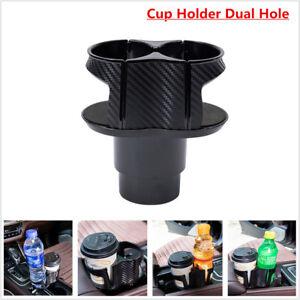 1Pcs Color Carbon fiber Looking Cup Drinking Bottle Holder Mount