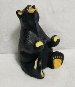Bear Foots Bear Business Card Holder B Jeff Fleming Resin Shelf Sitter