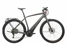 2018 Specialized Turbo Vado 5.0 Urban E-Bike Aluminum X-Large 28mph