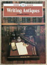 Writing Antiques Book, by George Bell, Dip Pens, Fountain Pen