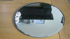 9 nine 30cm round mirror plates for wedding centrepieces