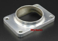 "T6 GT5533R GT5541R Diesel Turbo Inlet  To 3"" OD Mild Steel Weld On Adp Flange"