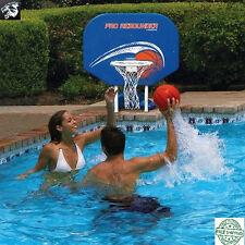 Pool Basketball Pro Rebounder Poolside Basketball Game - *NEW*