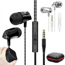 Super Bass In-Ear Kopfhörer Ohrhörer X10 Headset Earphone Headphone + PU-Tasche