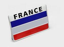 France Flag 3D Metal Universal Car Door Fender Bumper Sticker Emblem Badge Decal