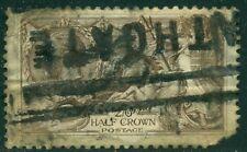 Great Britain Sg-414, Scott # 179, Used, Corner Piece Missing, Great Price!