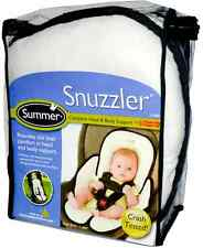 NEW SUMMER INFANT SNUZZLER COMPLETE HEAD & BODY SUPPORT FROM BIRTH -1 YEAR CARE