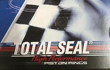 "TOTAL SEAL S3290-30 GAPLESS SECOND TSS PISTON RINGS 4.350""  BORE"