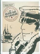 Corto Maltese Werkausgabe 8-d' or maison de Samarcande, Schreiber & lecteur