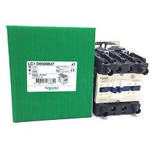 Contactor LC1D65008U7 Schneider 230-240VAC 2NO + 2NC 007335