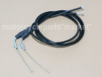 Throttle Cable Wire Set For Harley-Davidson Sportster XL1200 XL883 2002-2016 New