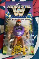 WWE Mattel Masters Of The Universe Macho Man Wrestling Figure Toy MOTU Savage